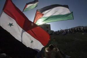 banderas-de-siria-y-palestina