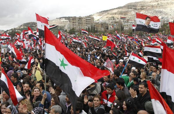 Asamblea del Pueblo reitera confianza en capacidad del pueblo sirio de proteger soberanía de su patria