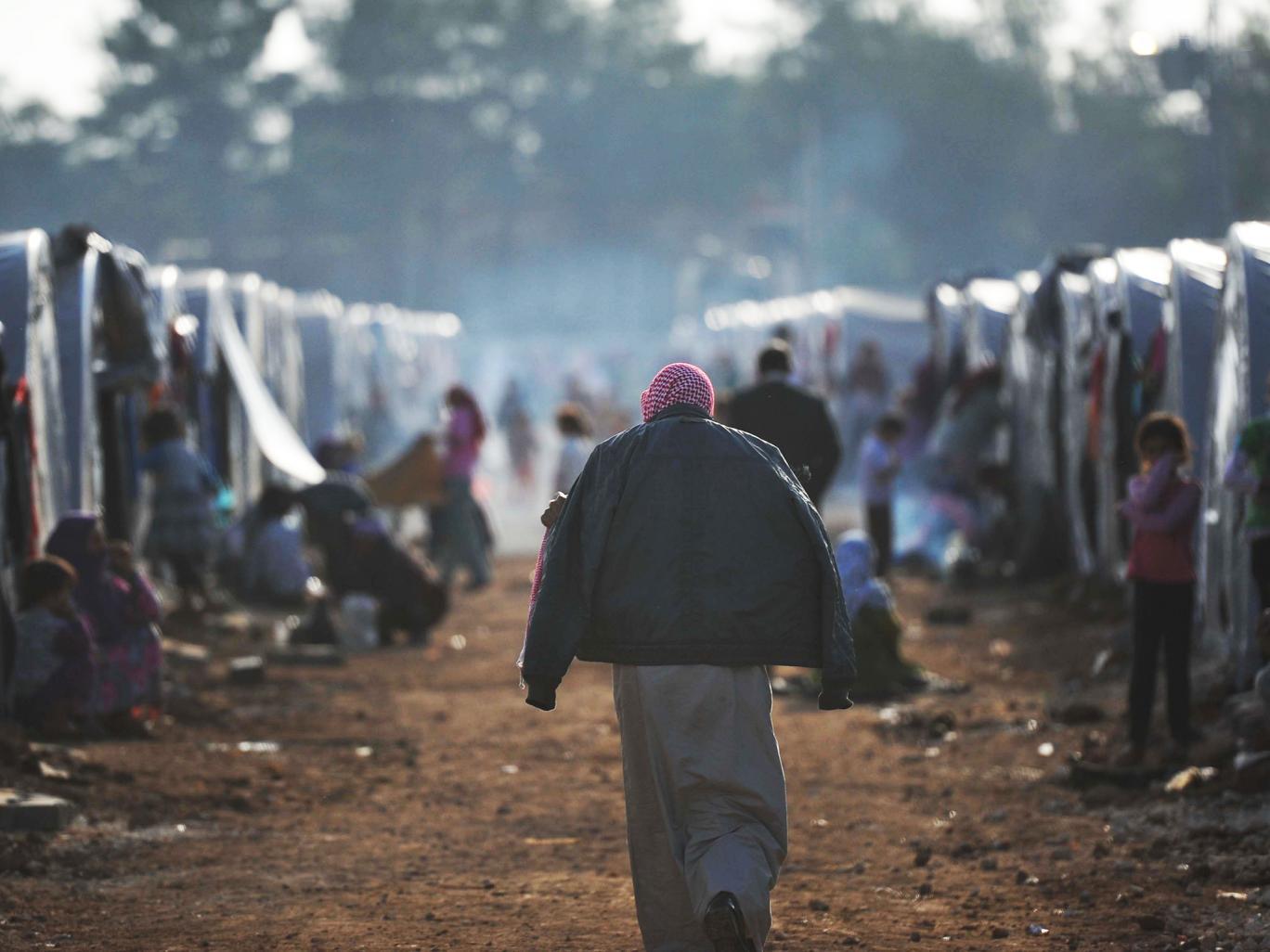 RefugiadosSiria